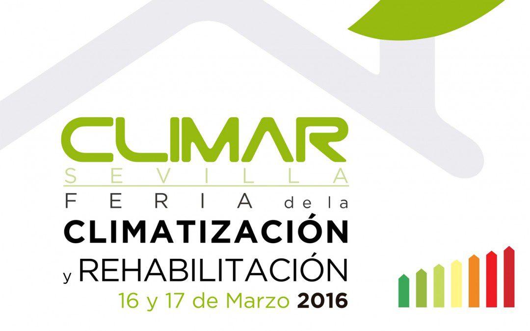 Feria de la Climatización y la Rehabilitación (16 y 17 de marzo 2016)