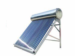 Calentador solar agua caliente energía solar